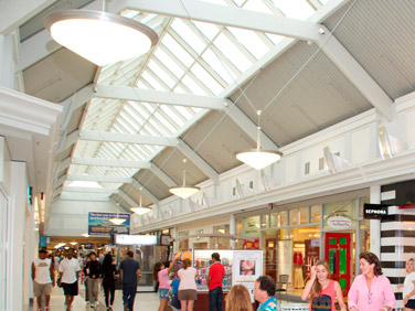 travel visit shop at cape cod mall a shopping mall located at